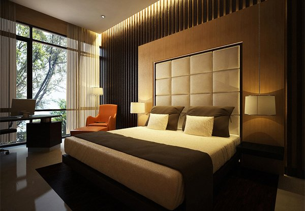 20 rejuvenating zen bedrooms for a stress free ambience for Bedroom ideas zen