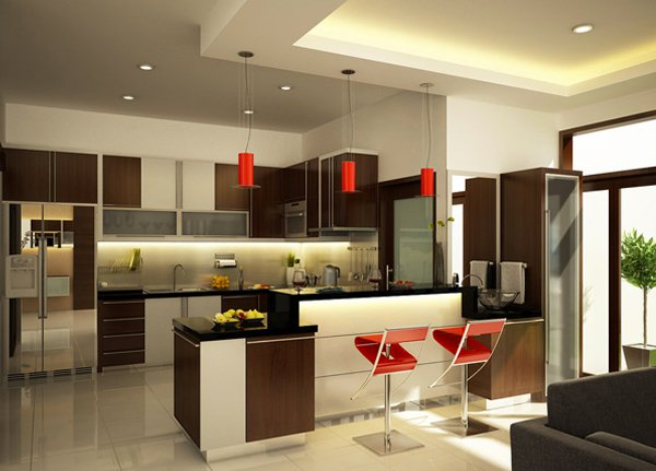 20 Modern And Functional Kitchen Bar Designs Home Design
