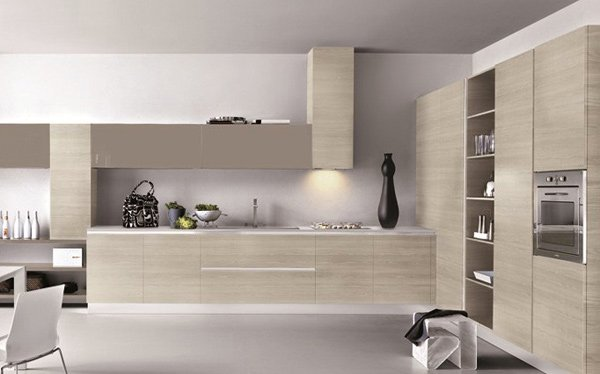 20 Sleek And Natural Modern Wooden Kitchen Designs Home