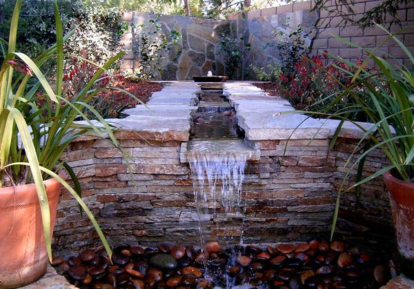 20 Water Feature Designs For Soft Touch In Your Garden Home Design Lover