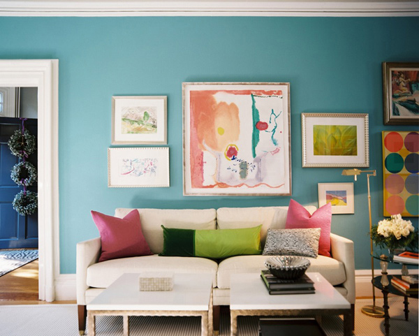 Colorful Living Room Decorating Ideas: 15 Colorful Living Room Designs For A Dynamic Look