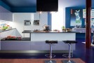 cool blue kitchen ideas