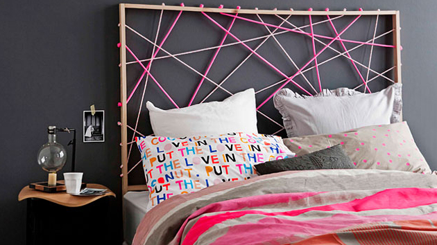 Creative Head Boards 20 creative headboards for a bedroom makeover | home design lover