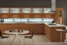 a modern wooden kitchen designs