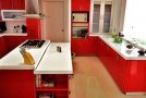 stunning red kitchen ideas