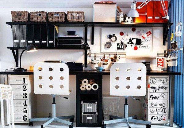 teenage boys Workspaces