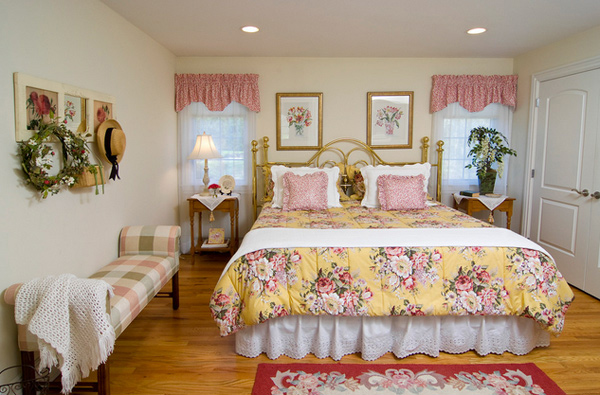 country bedroom ideas 15 pretty country inspired bedroom ideas home design lover 11306