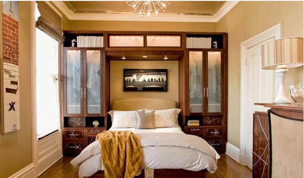 Bed Space Design 15 small bedroom designs | home design lover
