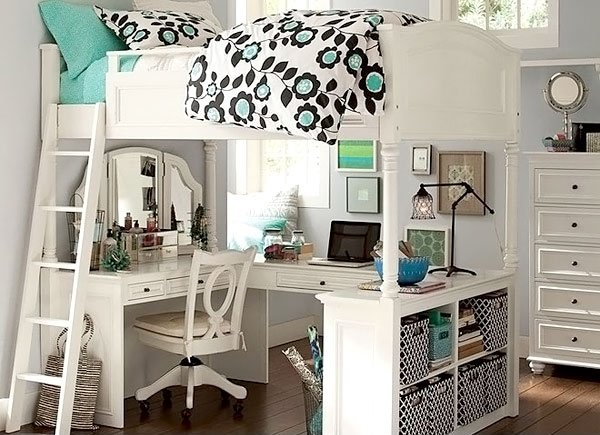Teenage Girl Bedroom Ideas 20 stylish teenage girls bedroom ideas | home design lover