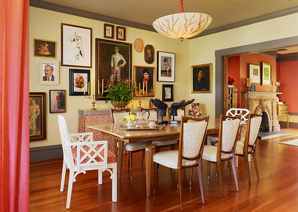 20 Eclectic Dining Room Designs Home Design Lover