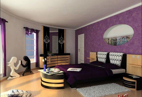 Shine In Purple