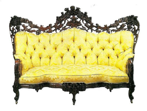 18 Pretty Vintage Sofa And Settee Designs Home Design Lover