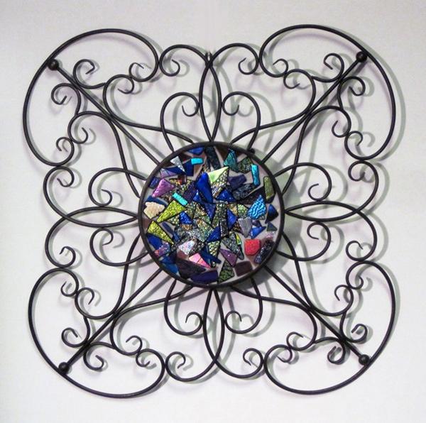 Intricate swirls