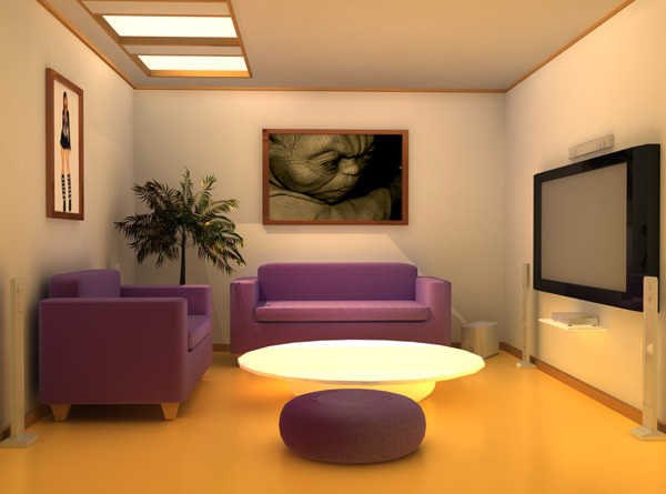 80 small living room ideas home design lover - Small space living room designs philippines ...