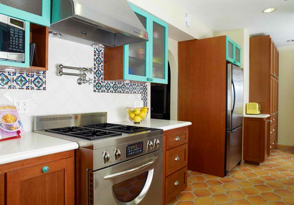 15 Wonderfully Made Vintage Kitchen Designs | Home Design Lover
