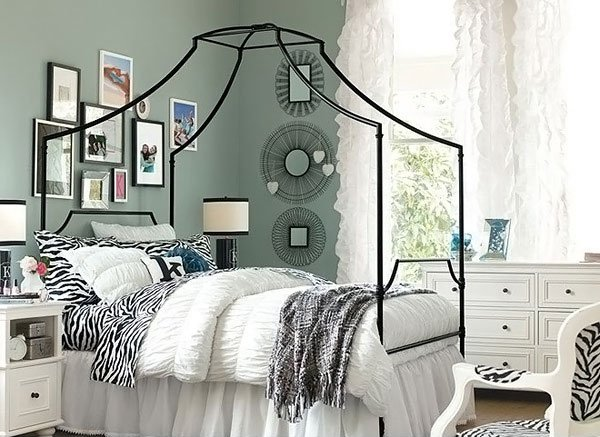 zebra bedroom teen - Teenage Girl Bedroom Ideas