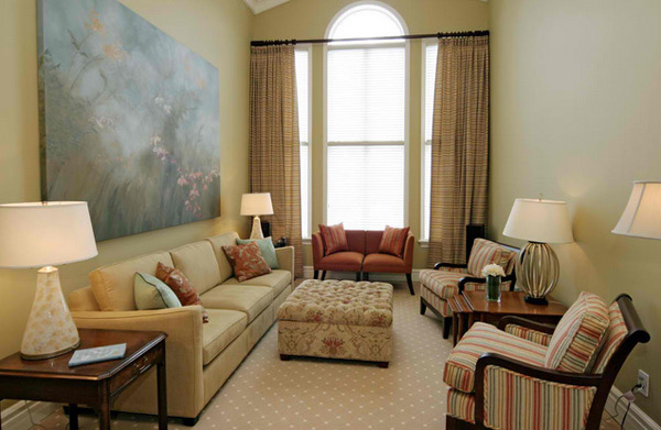 20 small living room ideas home design lover for Traditional living room ideas for small spaces