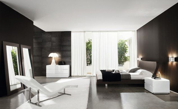Gorgeous Bedrooms Black and White
