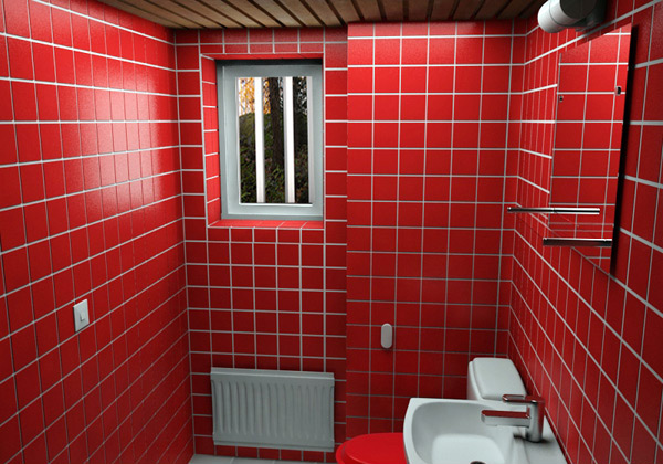 15 Stunningly Hot Red Bathroom Designs | Home Design r on red table designs, red porch designs, red home designs, red car designs, red office designs, red bathroom shades, red classroom designs, red bathroom makeovers, red desk designs, red bathroom themes, red bathroom faucets, red brick walkway designs, red bed designs, red bathroom collection, red deck designs, red bus designs, red bathroom shower, red cottage designs, red floor designs, red stairs design,
