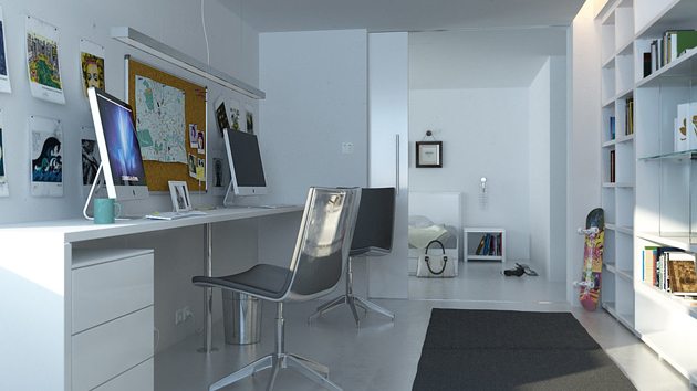a home office ideas