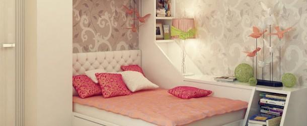 a teenage girls bedroom ideas