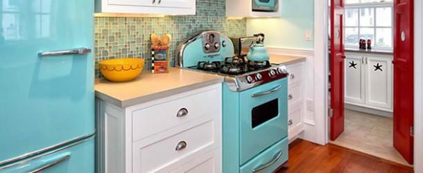 a vintage kitchen designs