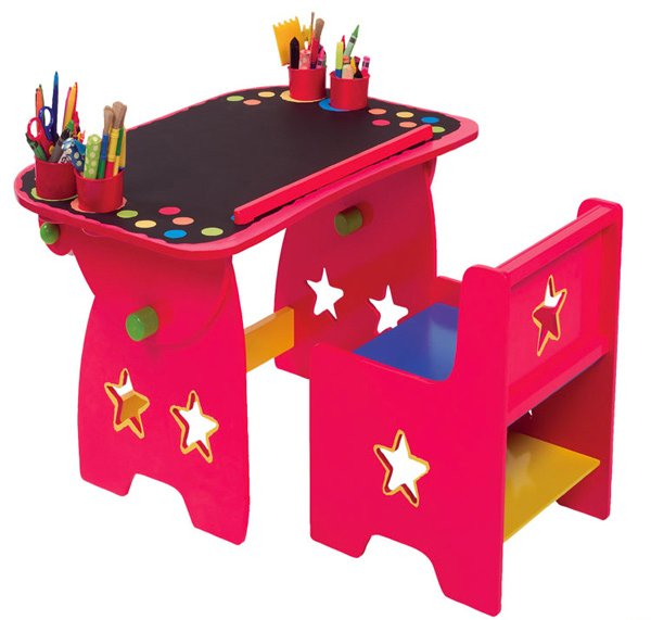 15 Kids Art Tables And Desks For Little Picassos Home Design Lover