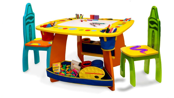 Kids Table Chair  sc 1 st  Home Design Lover & 15 Kid\u0027s Table and Chair Sets for Livelier Activity Time | Home ...
