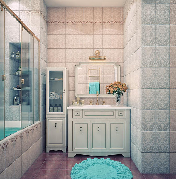 20 Luxurious and Comfortable Classic Bathroom Designs Home Design