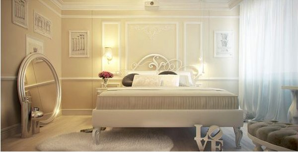 Romantic bedroom interior Beautiful Romantic Bedroom Designs Home Design Lover 16 Sensual And Romantic Bedroom Designs Home Design Lover