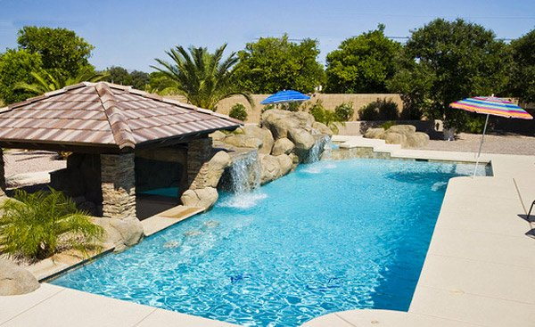 geometric pool designs