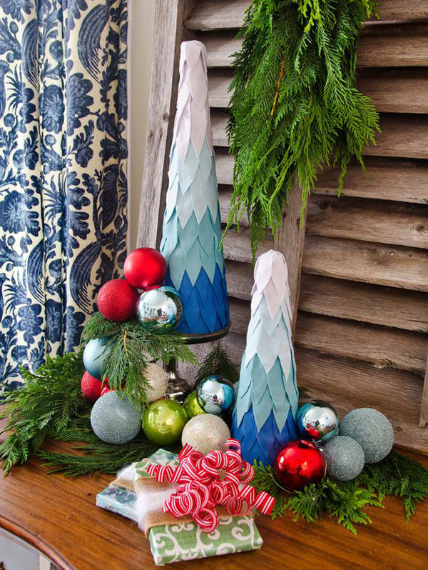 christmas centerpiece designs