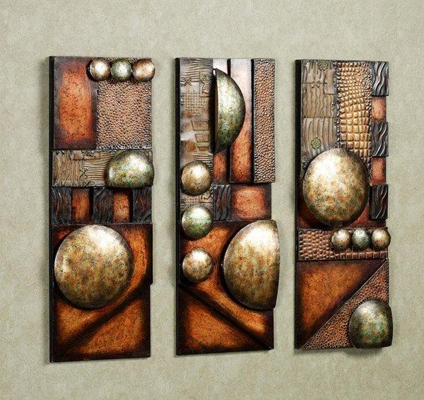 Abstract Sculpture Set