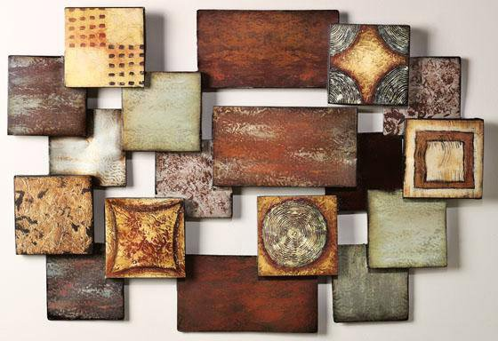 Abstract Metal Wall decorations