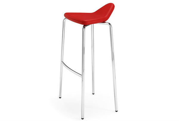 15 Red Modern Bar Stool Designs Home Design Lover