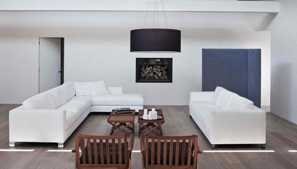 15 Minimalist Living Room Spaces | Home Design Lover