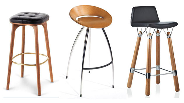 Contemporary Bar Stools ~ Contemporary bar stool designs home design lover
