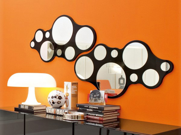 Bubble Mirror Designs