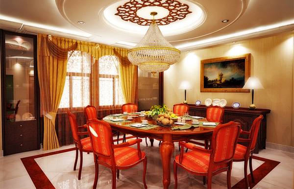 20 Traditional Dining Room Designs Home Design Lover