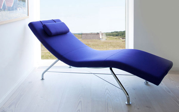 sensual longue chair