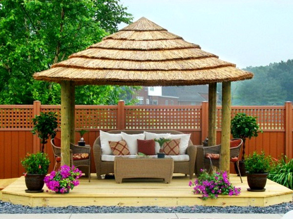 Gaze At Nature S Beauty Thru These 15 Gazebo Designs