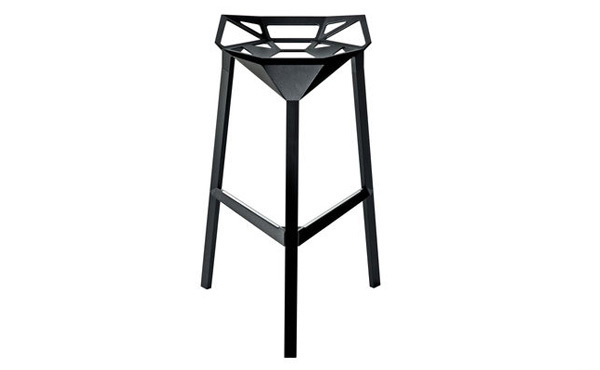 20 Sleek Modern Black Bar Stool Designs Home Design Lover