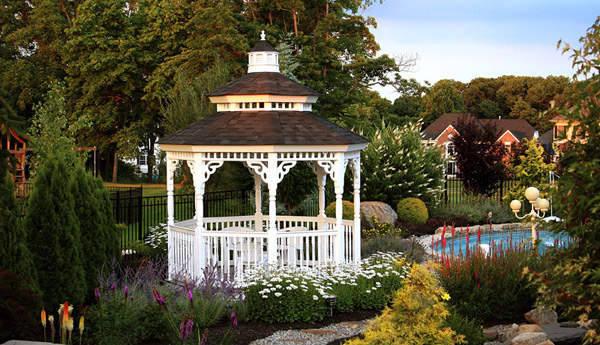 Delightful Landscape Garden