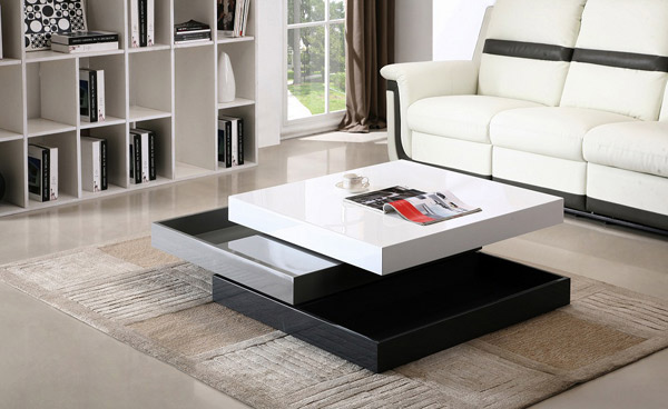 15 modern center tables made from wood home design lover Living room furniture for sale in dubai