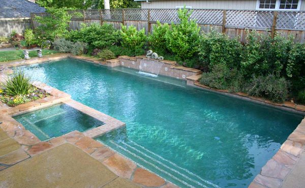 Get to know the 10 different shapes of swimming pools for Pool design types