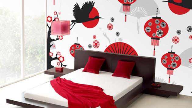 Master Bedroom Murals 15 wonderfully designed mural wallpapers in the bedroom | home