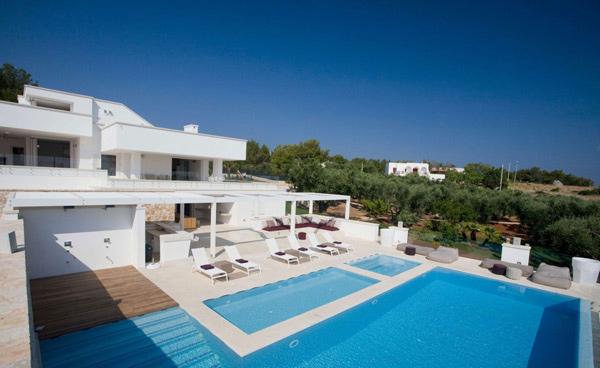 Villa Bianca Pool