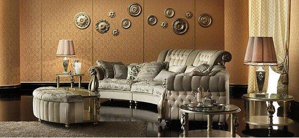 15 Baroque Designed Living Rooms Home Design Lover