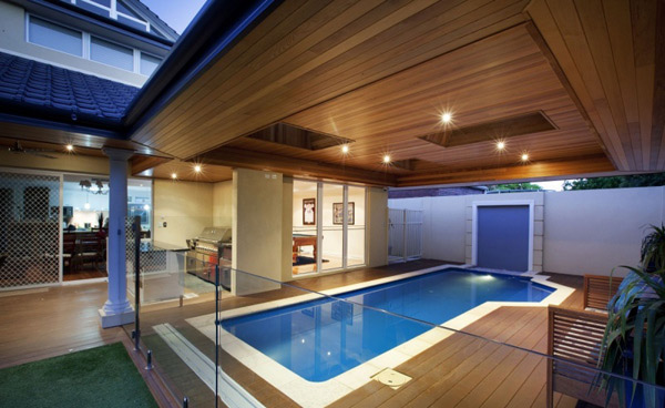 Home Lap Pool Design lap pool designs ideas about how to renovations outdoor home for your inspiration 14 Luxurious Indoor