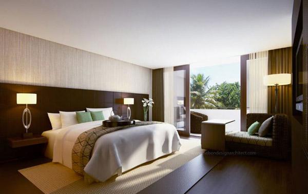 Bedroom, India